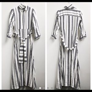 Zara cotton dress